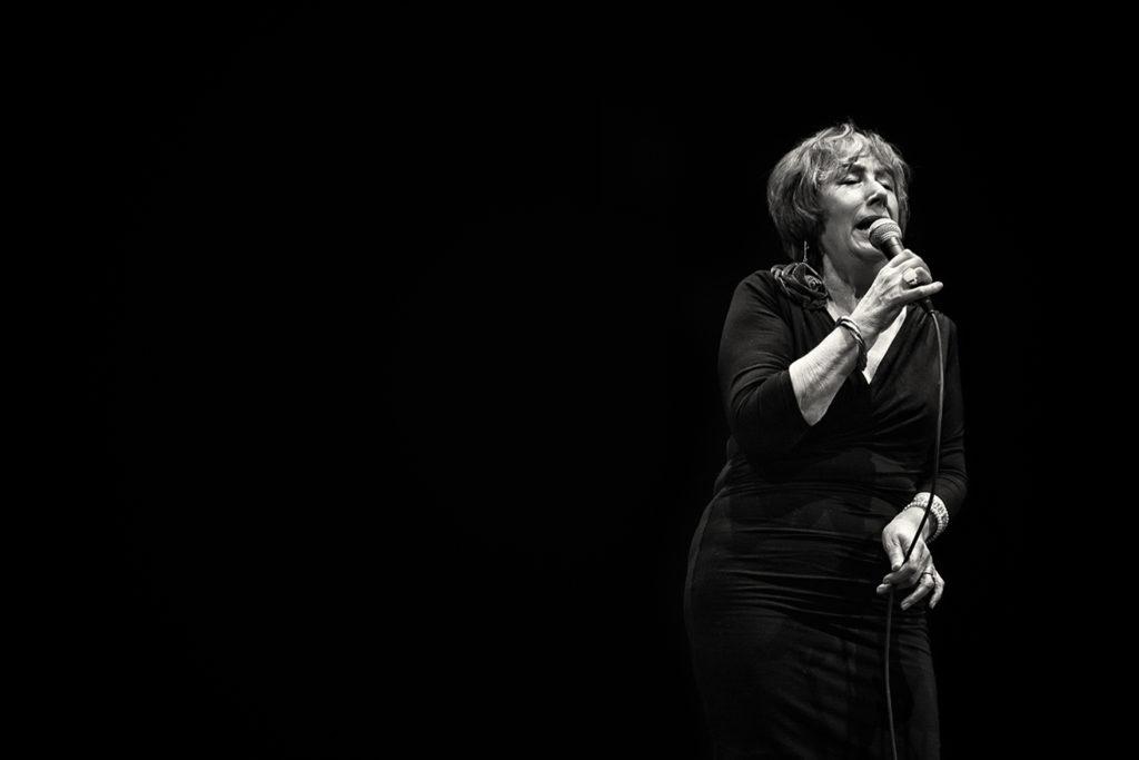 Norma Winstone ©Glauco Comoretto