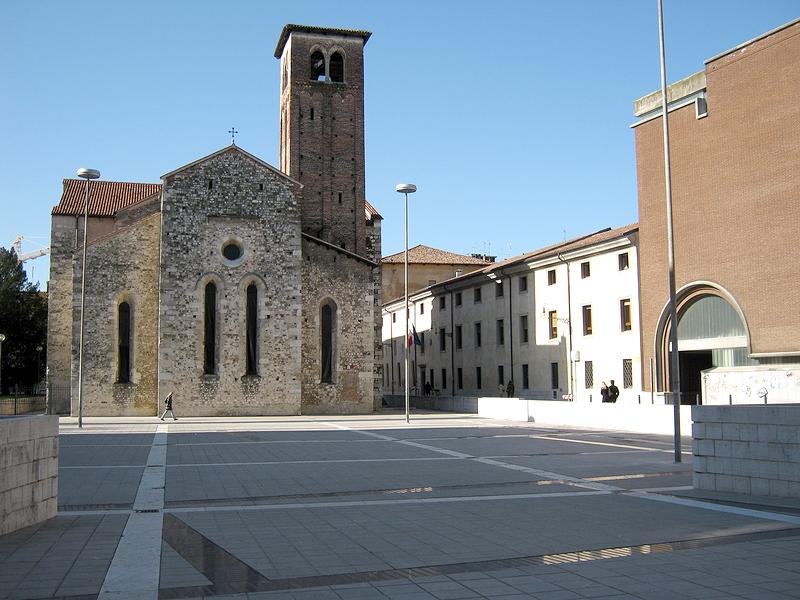 Udine - Piazza Venerio
